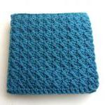 Crocheted Coaster Set of Fo..